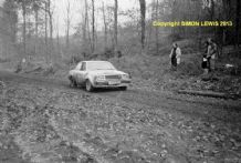Mazda 626 Willie Rutherford/Harris  RAC Rally 1980 10x7